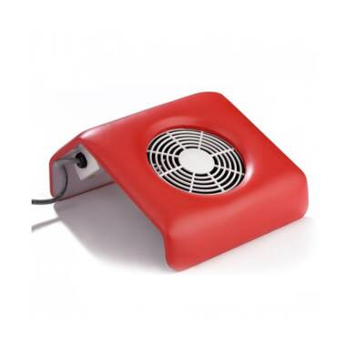 Nail Dust Collector Red Small