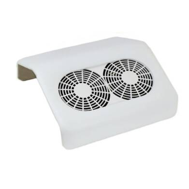 Nail Dust Collector White
